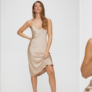 Aritzia Slip Dress